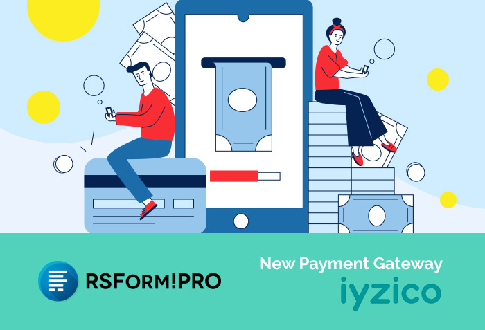 RSForm!Pro iyzico payment method