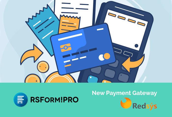 RSForm!Pro Redsys payment method