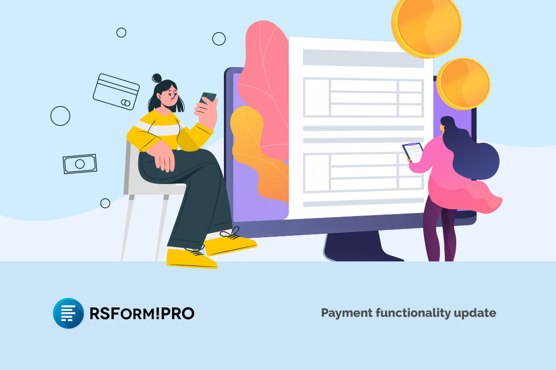 RSForm!Pro Payment Package Update