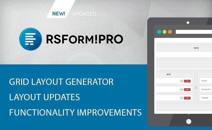 RSForm!Pro 2.0