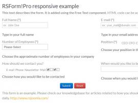 form responsive 1920x900