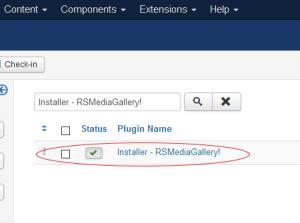 Installer - RSMediaGallery!