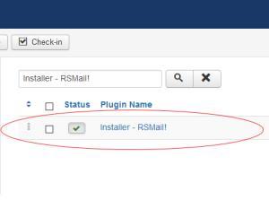 Installer - RSMail!