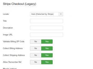 RSEvents!Pro Stripe Checkout Legacy version