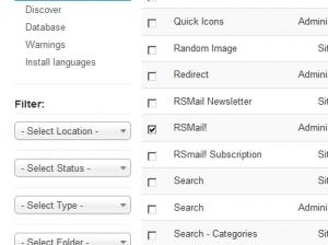 Select RSMail!