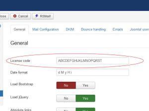 RSMail! Update Code
