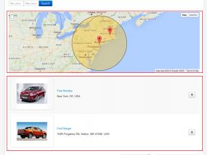 RSDirectory! Map Search Module Search results