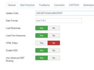 RSFeedback! Update Code