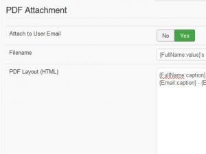 PDF Attachment