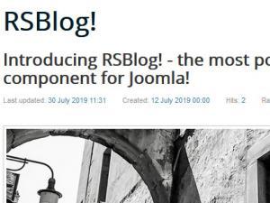 RSBlog!