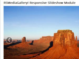 RSMediaGallery! Responsive Slideshow Module
