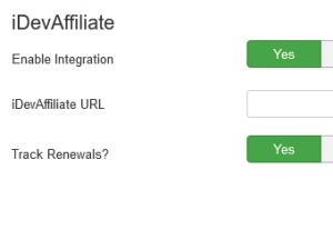 RSMembership! iDevAffiliate