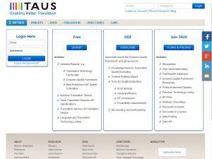 taus.net