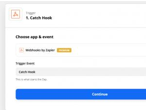 Catch Hook Trigger