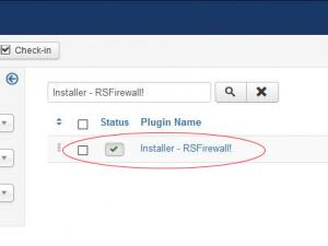 Installer - RSForm! Pro