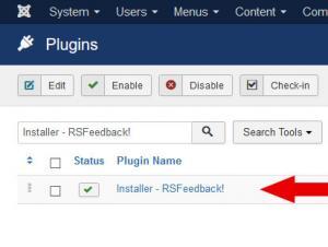 Installer - RSFeedback!