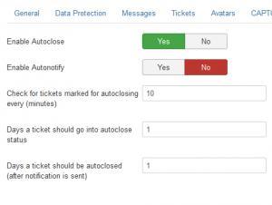 Autoclose tab