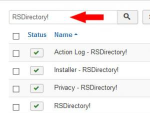 Search for RSDirectory!