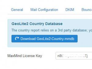 RSMail! GeoLite2