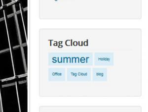 RSBlog! Tag Cloud Frontend Module