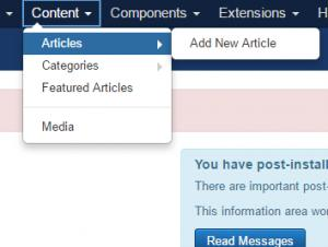 Content Plugin (plg_content) - Display the form in an article