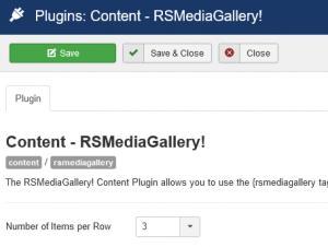 Content plugin configuration.