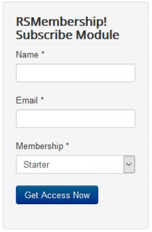 rsmembership-subscribe-module