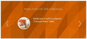 carousel frontend