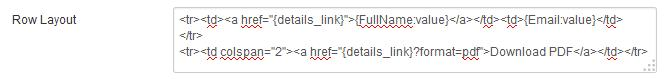Frontend List Module Configuration {details_link}