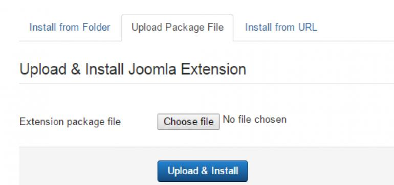 Joomla! Upgrade 3.6.0 installer issue