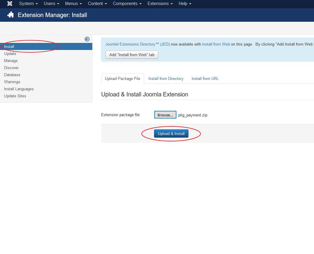 RSForm! Pro - New Payment Plugin