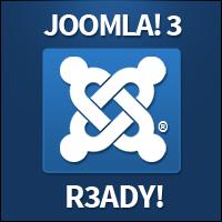 Joomla! 3.x ready