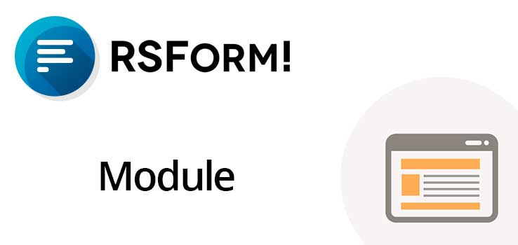 The RSform module (modforme)