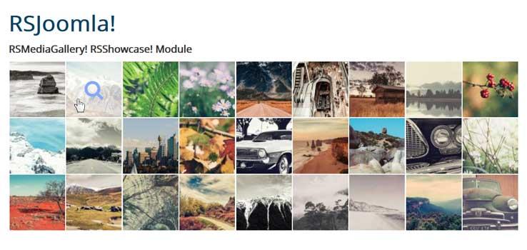 RSShowcase! Module