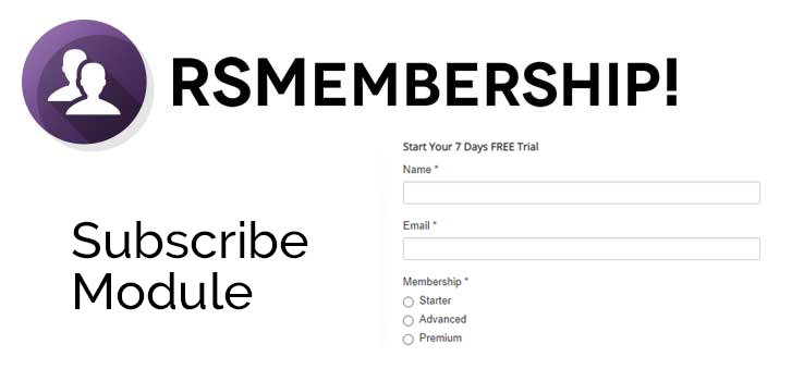Subscribe Module