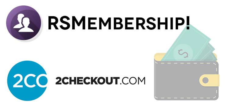 RSMembership! 2Checkout Plugin