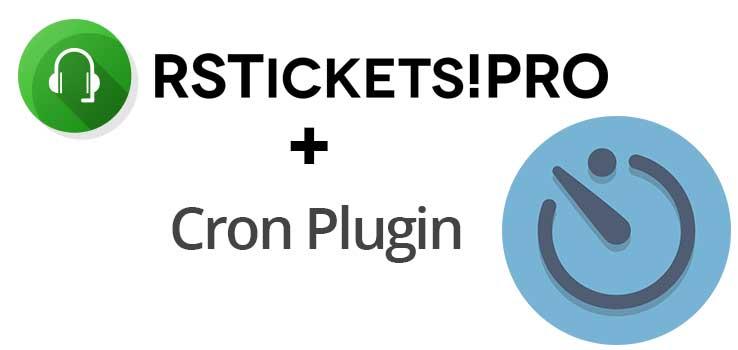 RSTickets!Pro Cron plugin