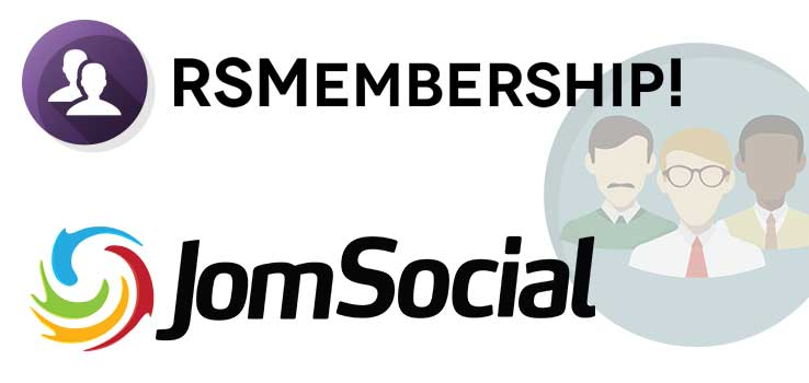 RSMembership - JomSocial integration plugin