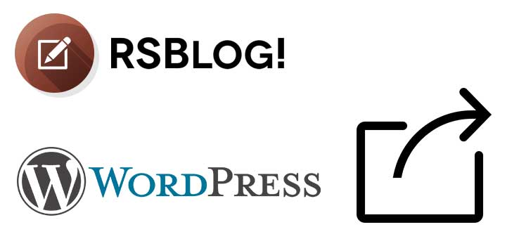 Import from Wordpress to RSBlog!