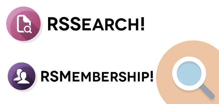 RSSearch! for RSMembership!