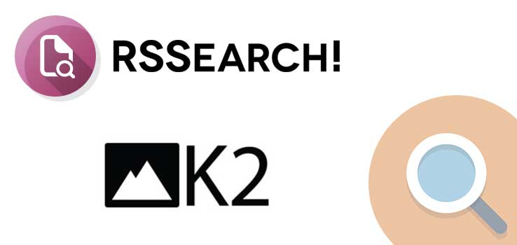 RSSearch! for K2 component
