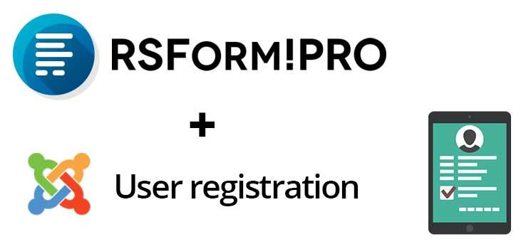 Plugin - Joomla! User Registration (Create custom user registration forms)