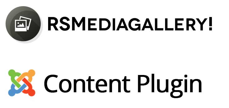RSMediaGallery! Content Plugin