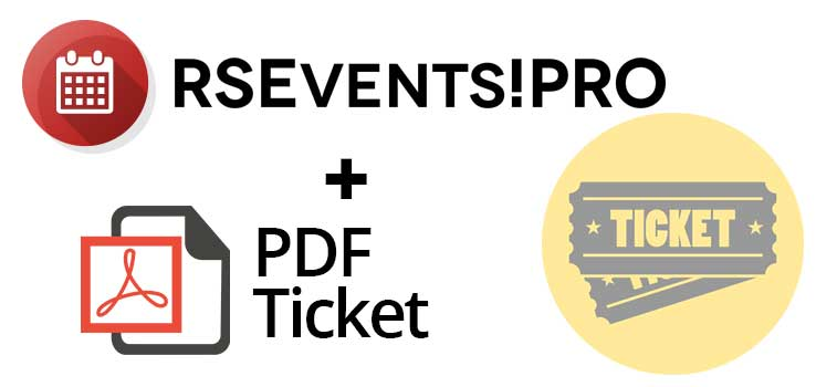 Ticket PDF plugin
