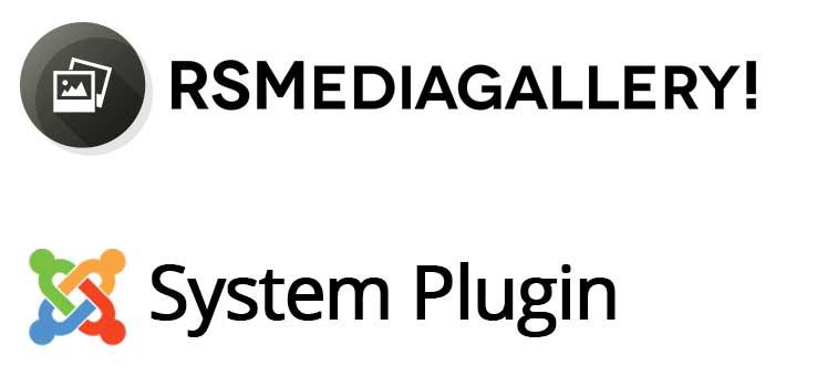 RSMediaGallery! System Plugin