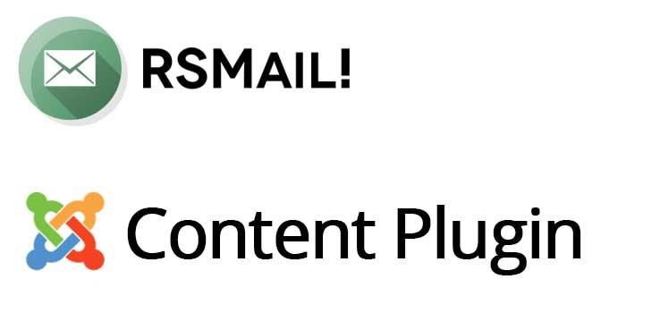 RSMail! - Joomla! Content