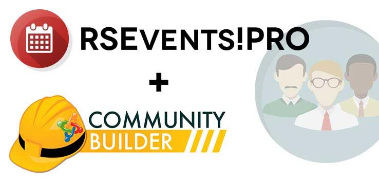 RSEvents!Pro Community Builder Plugin