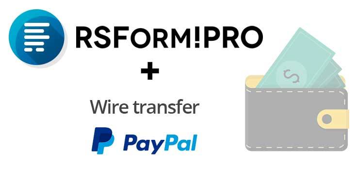Plugin - Payment Package (Wire Transfer, PayPal)