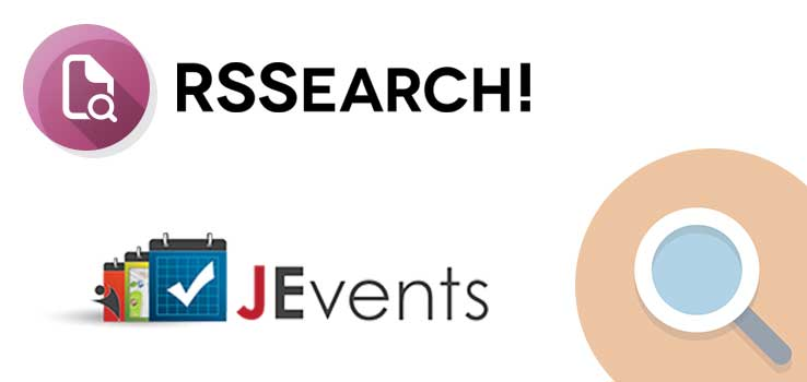 RSSearch! for JEvents