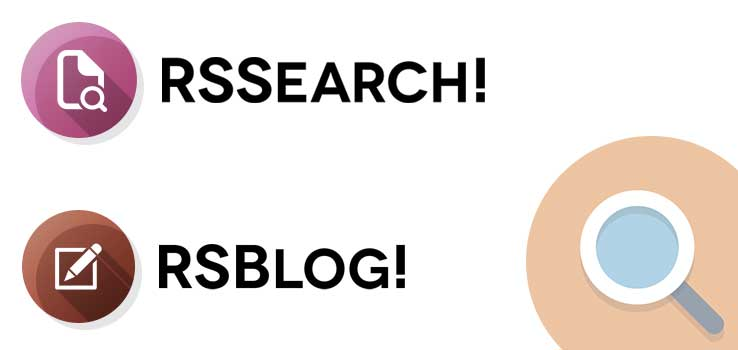 RSSearch! for RSBlog!